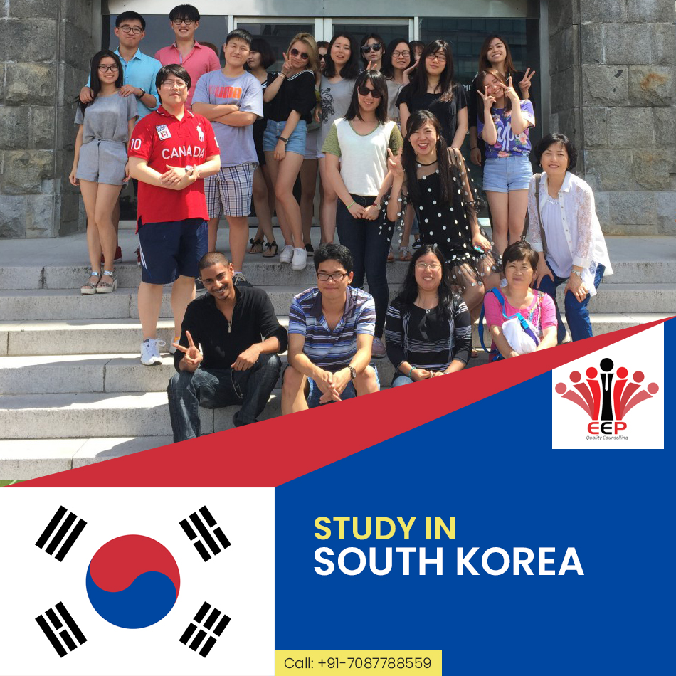 South Korea is becoming a new option and favorite destination for students