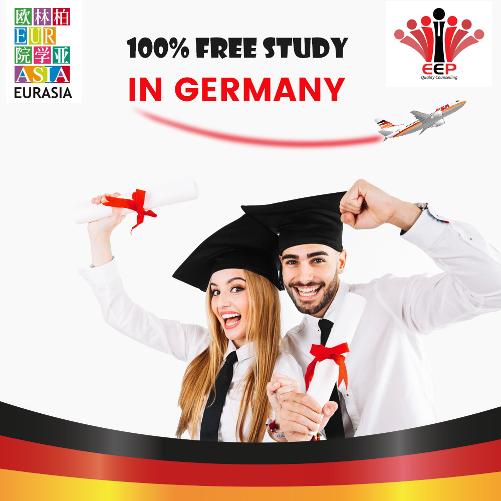 Want to study free in Germany ?